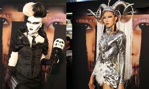 Những kiểu hóa trang ấn tượng trong tiệc Halloween