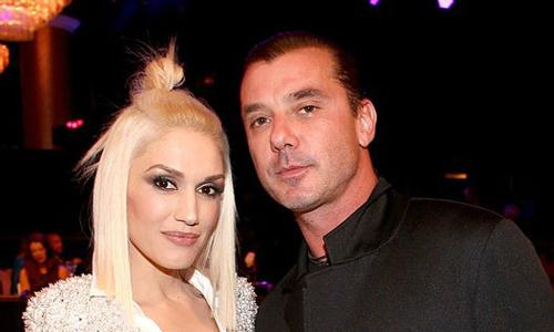 'Gwen Stefani ly hôn vì chồng ngoại tình với bảo mẫu'