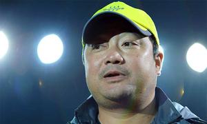 Trương Việt Hoàng và bàn thắng tặng bố vừa ra tù