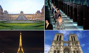 24 lý do khiến Paris luôn là kinh đô của thế giới