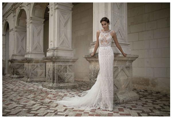 Livne nổi tiếng trong việc sáng tạo ra những mẫu váy cưới với lớp phủ ren được cắt trổ thủ công cầu kỳ, tỉ mỉ.