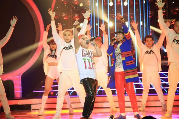 Mở màn là bé Hoàng Quân và Thúy Uyên với tiết mục hoá thân thành bộ đôi G-Dragon và Tae Yang trong ca khúc 'Good boy'. Để có thể biểu diễn, Hoàng Quân tập luyện nhiều phần vũ đạo hiện đại, đồng thời đội tóc giả màu hồng. Với sự hỗ trợ của huấn luyện viên mới, cậu bé có thêm năng lượng.