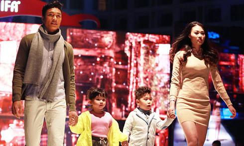 Canifa dựng con phố thời trang đầu tiên tại Việt Nam