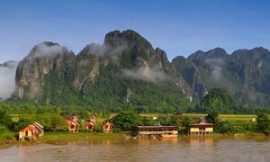10 danh thắng không thể bỏ qua khi đến Lào