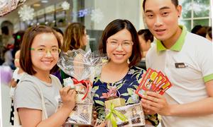 The Face Shop ưu đãi thẻ cào trúng thưởng