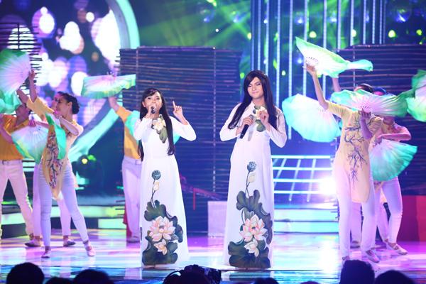Cả Mỹ Linh, Hoài Linh và Hồng Vân đều chờ đợi sự bùng nổ của cô bé ở đêm chung kết, nhưng điều đó đã không xảy ra.