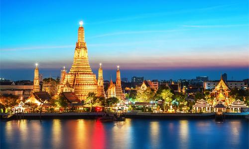 48 tiếng vui vẻ ở Bangkok ngày cuối tuần