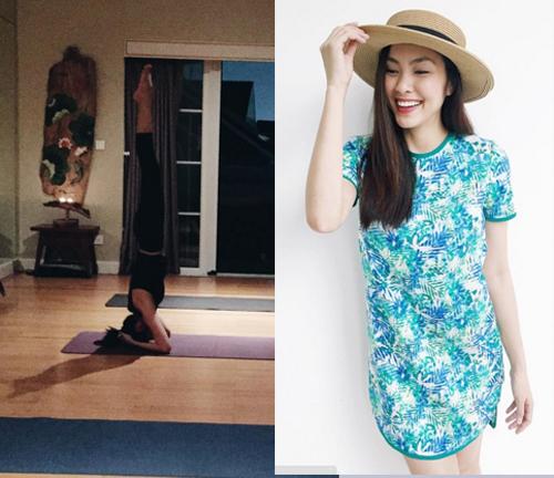 my-nhan-viet-giu-dang-nho-yoga