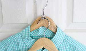 10 mẹo sắp xếp khi có quá nhiều quần áo