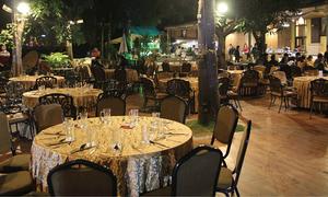 Nhà hàng buffet hải sản Lã Vọng