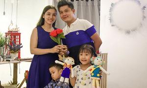 Nguyễn Văn Chung ủng hộ vợ làm kinh doanh