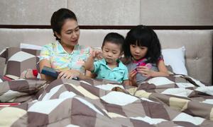 MC Thanh Thảo: 'Hạnh phúc gia đình đến từ những điều đơn giản'