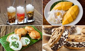 7 món ngọt ngon khó cưỡng ở các nước Đông Nam Á