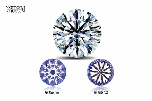 Kim cương được coi là biểu tượng của những điều tốt đẹp và may mắn, nếu là tín đồ của loại đá quý này, bạn sẽ không thể bỏ qua kim cương viên D- 10 hiếm và sáng với những kiểu cắt độc đáo, tạo phản xạ ánh sáng ấn tượng. Sở hữu kim cương viên D-10 dịp xuân này, bạn nhận được ưu đãi 5%.
