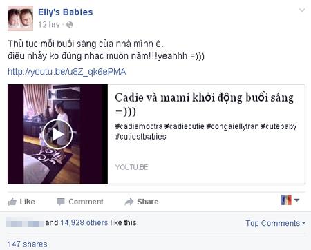 elly-tran-dang-video-con-gai-cuoi-tit-mat-khi-tap-the-duc