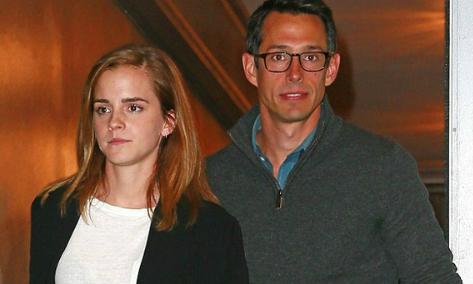 Emma Watson hẹn hò doanh nhân công nghệ 35 tuổi