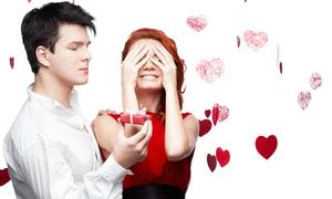 Valentine, đừng sợ!