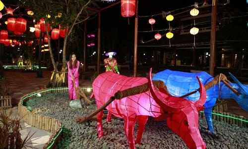 Vẻ đẹp lễ hội Việt tại Đà Nẵng