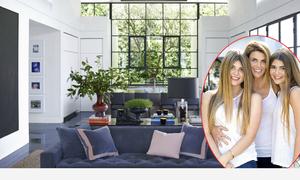 Biệt thự độc đáo của ngôi sao truyền hình Mỹ Lori Loughlin