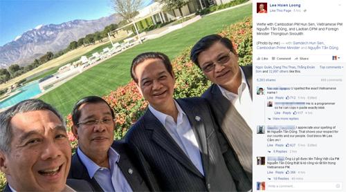 anh-selfie-cua-thu-tuong-singapore-va-viet-nam-hut-like