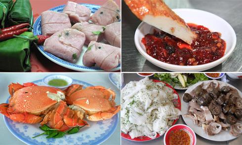 12 món ngon ăn là nghiền của đất Bình Định