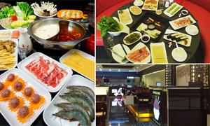Địa chỉ cuối tuần: lẩu 'uyên ương' kiểu Trung Quốc ở Hà Nội