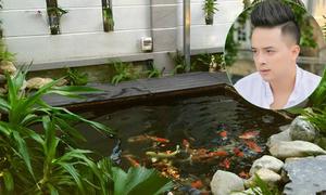 Bể cá cảnh bạc tỷ của Cao Thái Sơn
