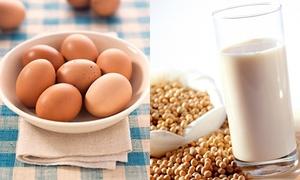 7 thực phẩm làm nở ngực không cần dao kéo