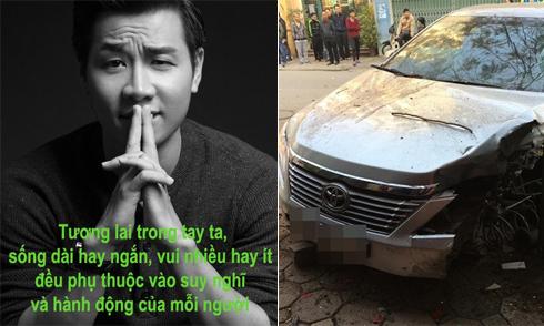 MC Nguyên Khang: 'Nhậu đang bị coi là một phần cuộc sống'