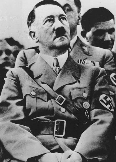 Trùm phát xít Đức Adolf Hitler. Ảnh: