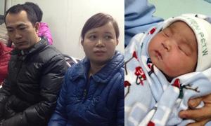 Ca mang thai hộ đầu tiên: Người cha lén lau nước mắt khi được gọi bố