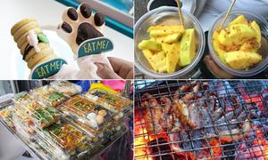 4 món ăn vặt 'khét tiếng' Sài Gòn