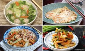 6 món từ cải thảo ăn không biết chán