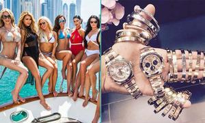 Cuộc sống xa hoa của con nhà giàu Dubai