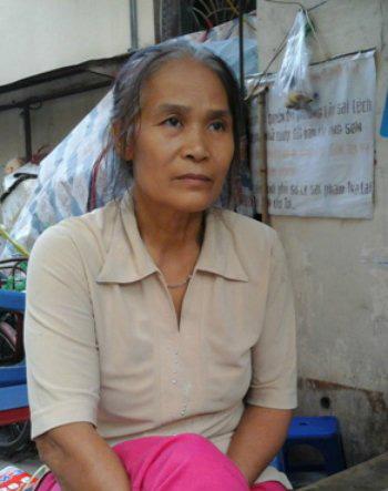 Bà Nguyễn Thị Việt.