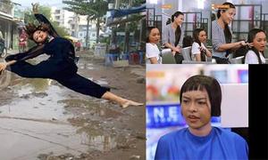 Quỳnh Mai bị chế ảnh với 'cô gái thảm họa makeover'