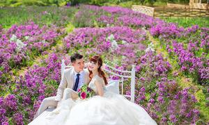 7 địa điểm chụp ảnh cưới 'như Tây' ở Hà Nội