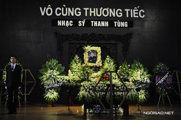 Sau thời gian lâm bệnh nặng, nhạc sĩ Thanh Tùng đã từ giã cuộc đời vào lúc 5h45 phút ngày 15/3 tại bệnh viện Bạch Mai. Ông nằm viện 12 ngày trước khi qua đời, hưởng thọ 68 tuổi.
