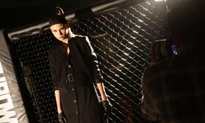 Kelly Bui ra mắt video quảng bá tại Shanghai Fashion Week