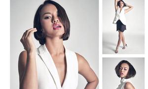 Quỳnh Mai bị loại khỏi Next Top châu Á sau khi thay đổi diện mạo