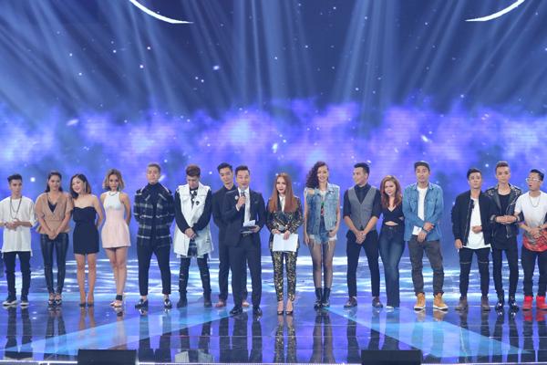 Nhóm đoạt giải nhất, nhận cúp vàng là team Hương Tràm. Nhóm đoạt nhì, nhận cúp bạc là team Soobin Hoàng Sơn. Nhóm đoạt giải ba, nhận cúp đồng là team Maya.