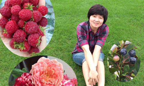 Bà mẹ đảm biến sân thượng thành vườn hoa, trái đặc sản