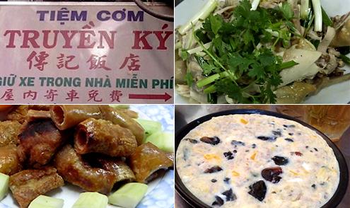 Len lỏi hẻm nhỏ Sài Gòn, ăn cơm Tàu đúng điệu