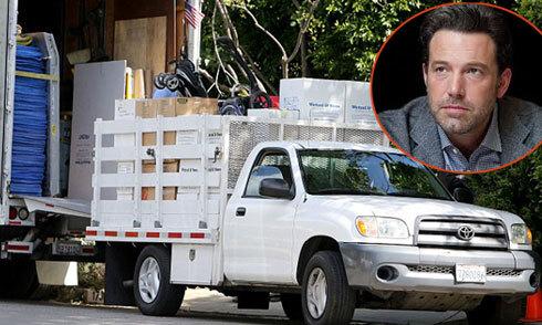 Ben Affleck nhường vợ cũ và các con biệt thự 45 triệu USD