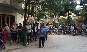 Chủ quán trà đá ở Hà Nội bị khách đâm tử vong