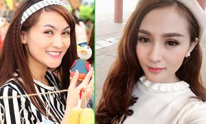 Hot girl Kelly sửa cằm lần thứ 6 để tìm chồng Hàn Quốc