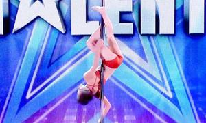 Cụ bà 70 tuổi gây sốc ở Italy's Got Talent