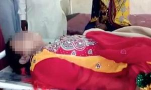Cô dâu bị đoạt mạng đêm tân hôn vì không còn trinh
