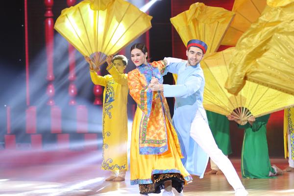 Khánh My mang tín ngưỡng hầu đồng của người dân Việt Nam lên sân khấu đêm chung kết. Cô sử dụng điệu Rumba, Tango và múa dân gian để thể hiện bài nhảy.