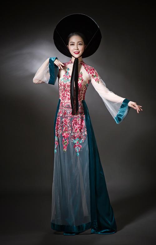 linh-nga-sexy-voi-ao-dai-xuyen-thau-2